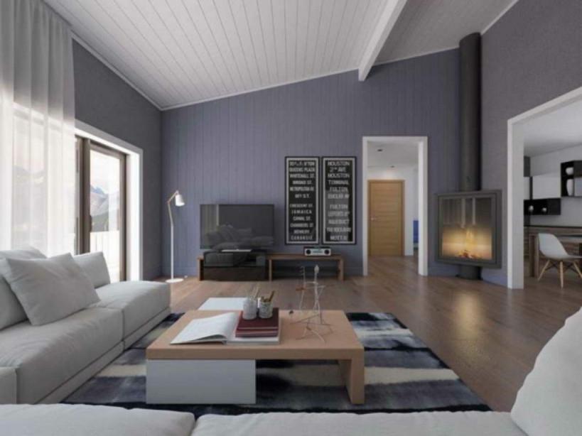 Wohnzimmer Wandfarbe Modern And Wandfarbe Wohnzimmer Braun von Moderne Wandfarbe Wohnzimmer Photo