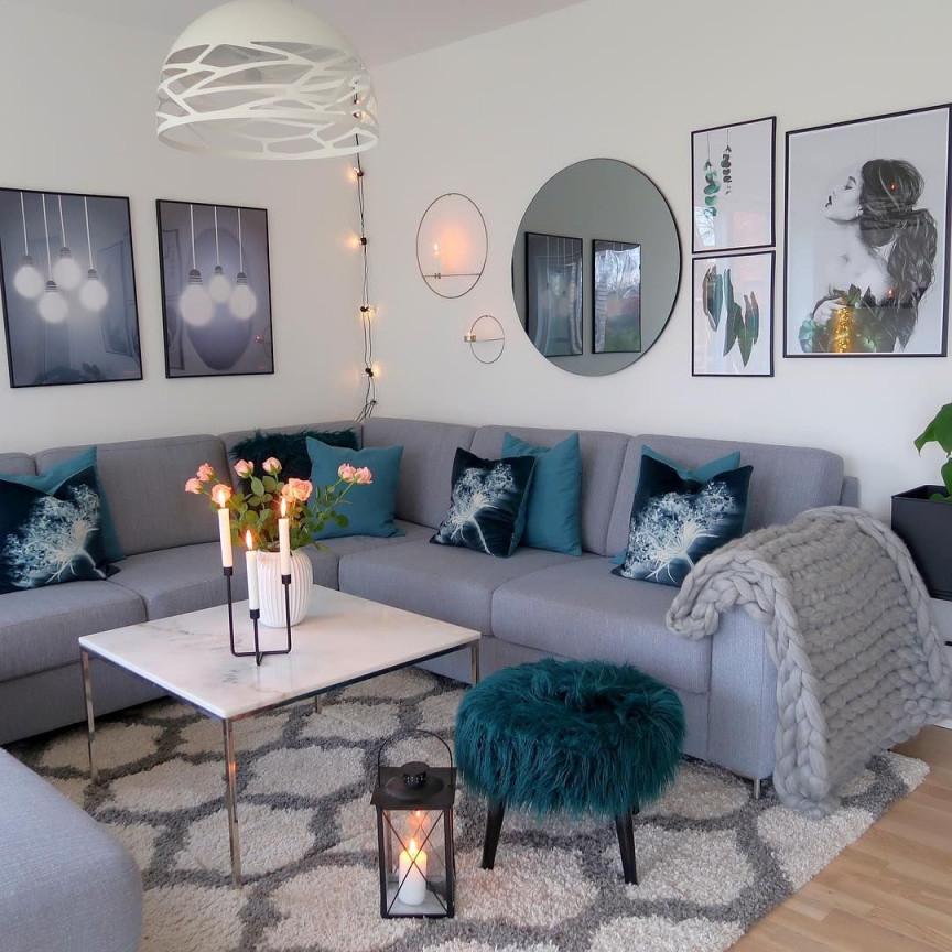Wohnzimmerdekowohnzimmer Ideendekorationhome Ideenhome von Wohnzimmer Ideen Deko Bild