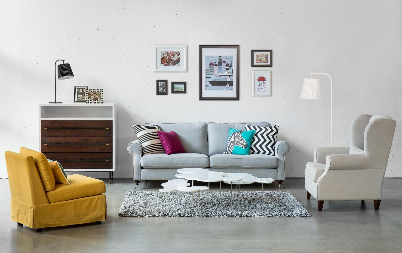 Wohnzimmerset  Wohnzimmer Stilvoll Einrichten  Fashion For von Wohnzimmer Stilvoll Einrichten Bild