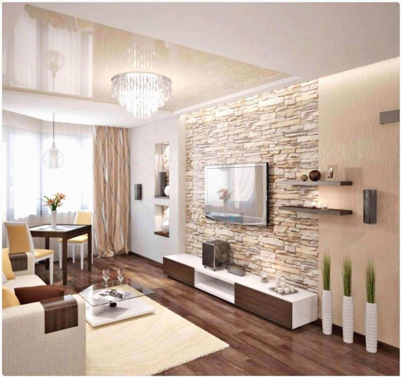Wohnzimmerwand Braun – Caseconrad von Tapeten Wohnzimmer Brauntöne Photo