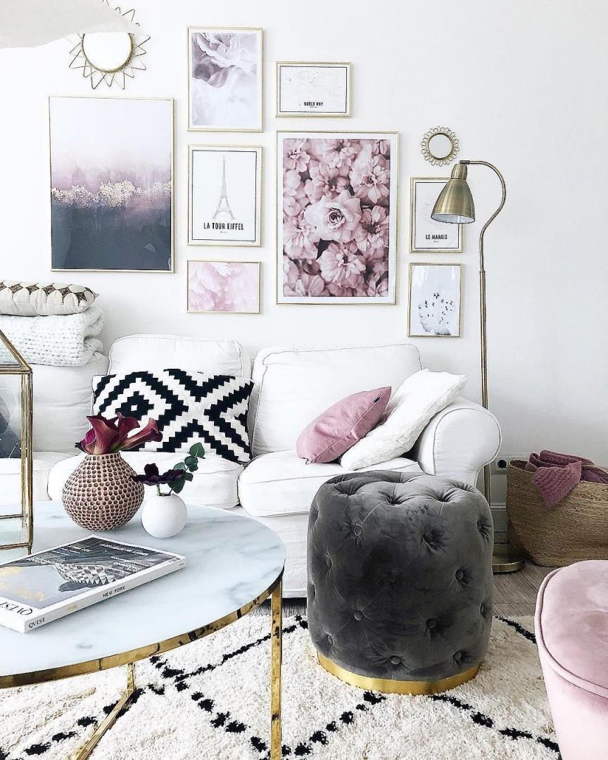 Wunderschöne Deko Accessoires  Ein Noch Viel Schönerer von Accessoires Wohnzimmer Ideen Bild