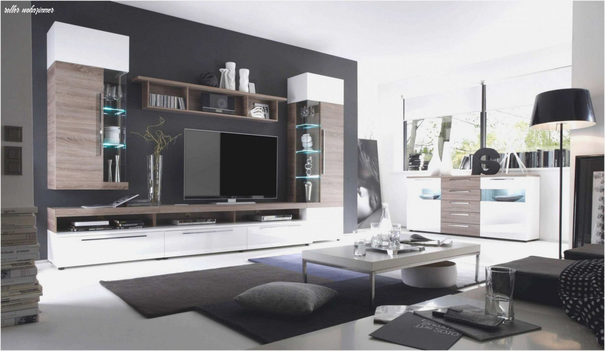 Zehn Großartige Roller Wohnzimmerideen Die Sie Mit Ihren von Moderne Wohnzimmer Ideen Bild