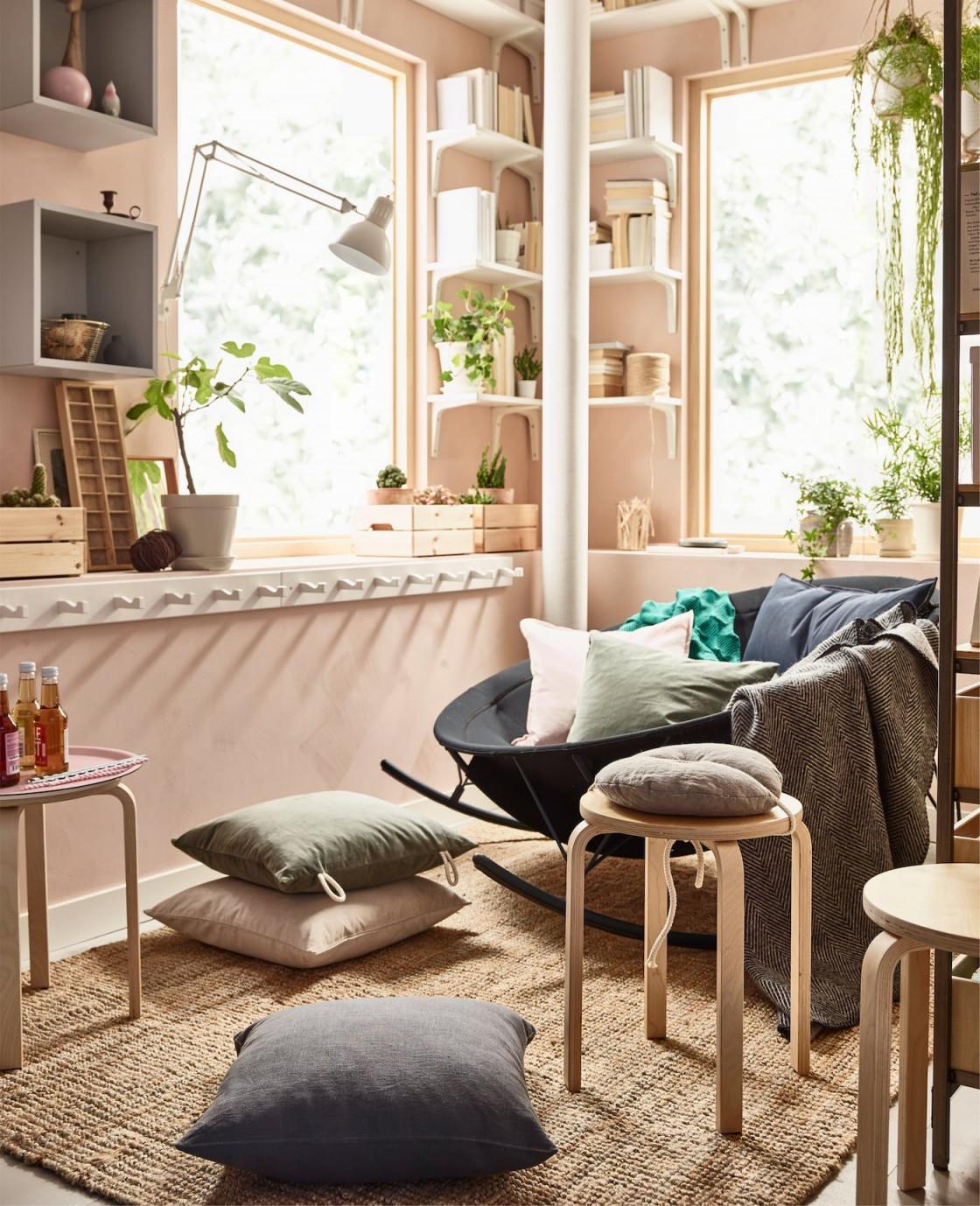 Zeninspirert Stue  Wohnzimmer Einrichten Zen Wohnzimmer von Wohnzimmer Günstig Einrichten Bild